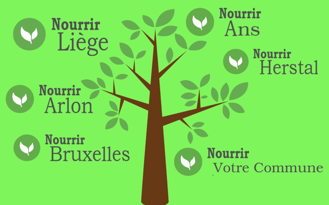 Le festival Nourrir Liège essaime dans de nombreuses communes : participez à la dynamique !